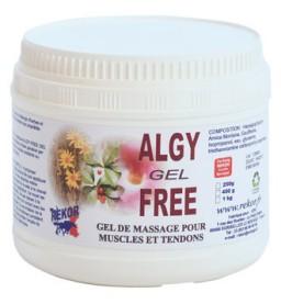 Algy free gel Rekor