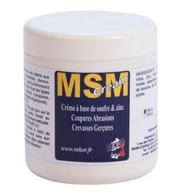 MSM crème Rekor
