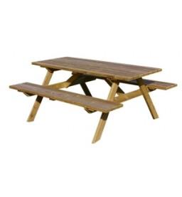 Table bois...